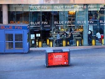 Sushi in New York - Blue Fin