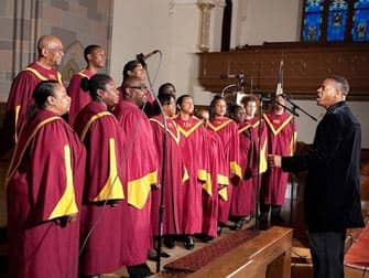 Choir Gospel in Harlem