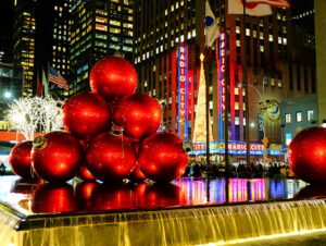 Christmas Season in New York