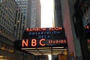 NBC Studio Tour in New York