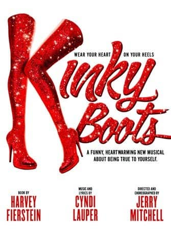 kinky boots on broadway new york