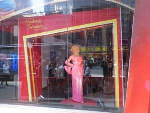 Madame Tussauds in New York