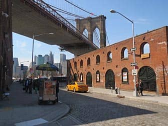 Explorer Pass Brooklyn Bridge and DUMBO Tour