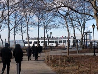 Statue Cruises Lower Manhattan New York