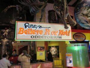 Ripley's Believe it or Not in New York