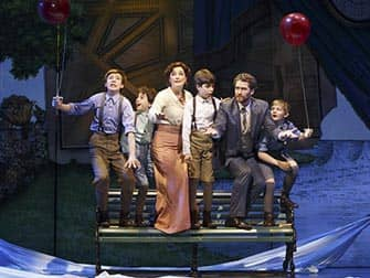 Finding Neverland on Broadway - Cast