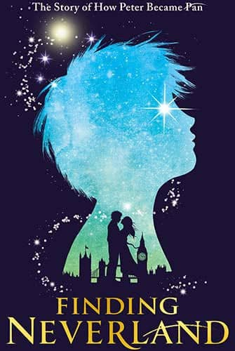 Finding Neverland on Broadway - Poster