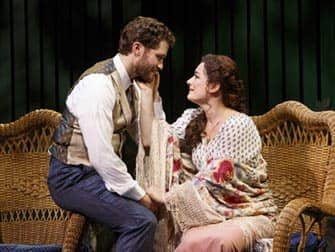 Finding Neverland on Broadway - The Musical