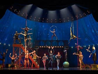 Pippin on Broadway NYC