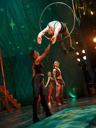 Pippin the musical on Broadway