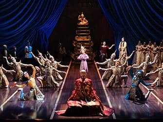 The King and I on Broadway - The Musical