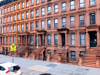 Hip Hop Tours in New York - Brownstones
