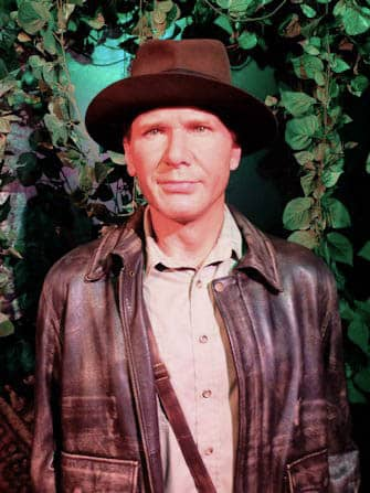 Madame Tussauds in New York - Harrison Ford