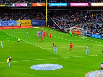 New York City FC - Football Game