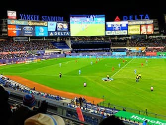 New York City FC - Yankee Stadium