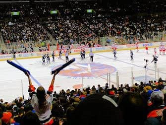 New York Islanders - Crowd