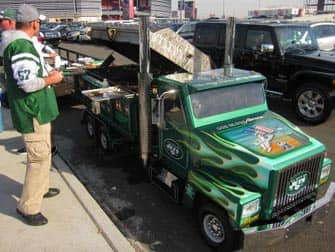 New York Jets - Parking