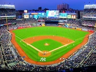 New York Yankees Tickets - Playing field