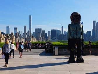The Metropolitan Museum in New York - Rooftop Garden
