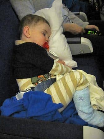 Travelling with babies to New York