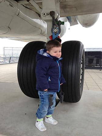 Travelling with kids to New York