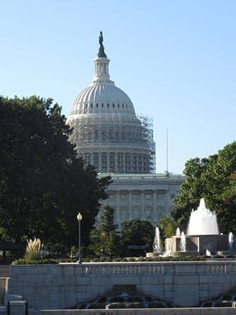 Washington DC Train Trip - Capitol