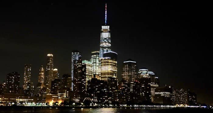 Evening Helicopter Tour and Sightseeing Cruise in New York - Cruise