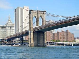Pizza Tour in NYC - Brooklyn Bridge