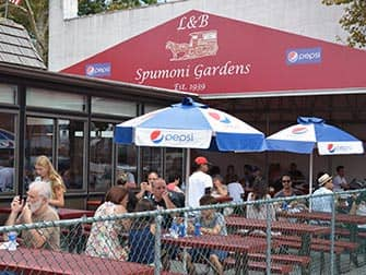 Pizza Tour in NYC - Spumoni Gardens