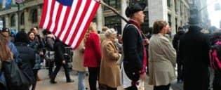 Veterans Day in New York