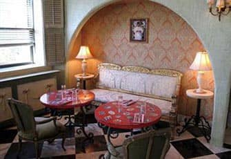 Romantic Hotels in NYC - The Jane Hotel
