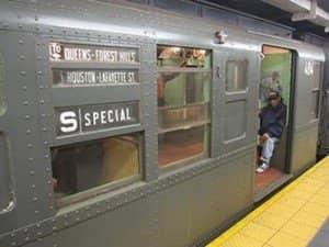 Vintage Trains in New York