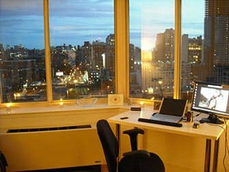 Working and Living in NYC - Apartment with a view