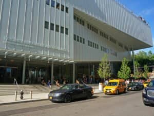 The Whitney Museum in New York