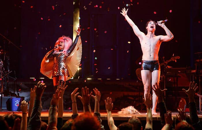 Hedwig and the Angry Inch on Broadway - The Musical