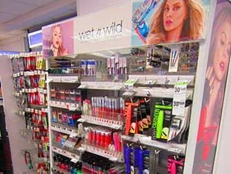 Make-up in New York - Wet n Wild