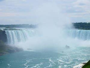 New York to Niagara Falls by Private Plane Day Trip