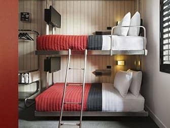Pod 39 Hotel in New York - Bunk Pod