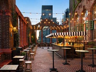 Pod 39 Hotel in New York - Rooftop Bar