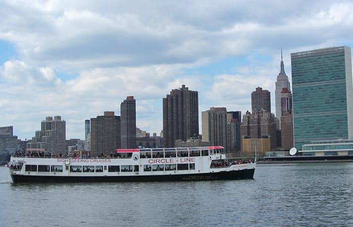 Circle Line Cruises in New York