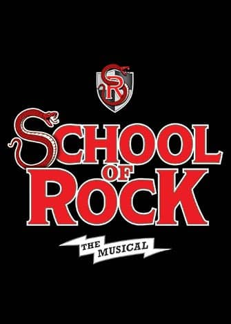 School of Rock on Broadway - Poster