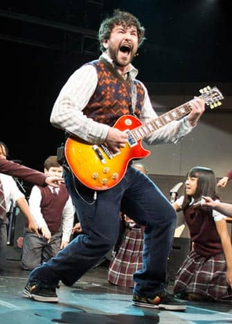School of Rock on Broadway - The Musical