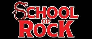 School of Rock on Broadway