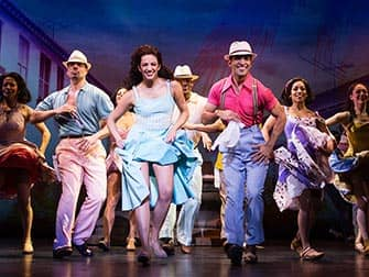 On Your Feet on Broadway - Cast