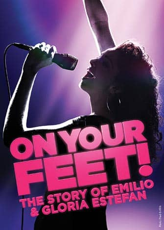 On Your Feet on Broadway - Poster