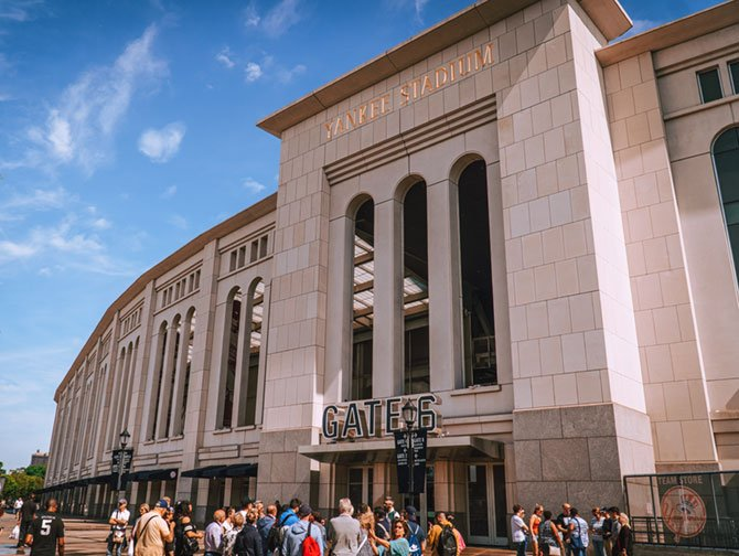 Brooklyn, Queens and The Bronx Tour - Yankee Stadium