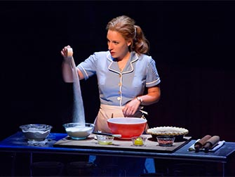 Waitress on Broadway tickets - Baking