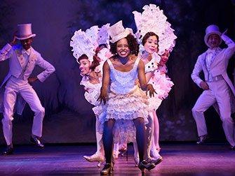 Shuffle Along on Broadway - Dancers