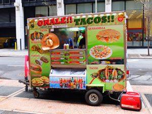 New York Food Cart Tour