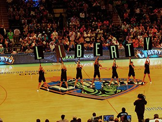 New York Liberty Basketball Tickets - Game